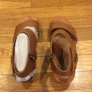 Rockport leather sandal